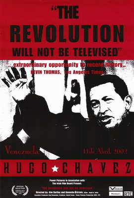 The Revolution Will Not Be Televised - 27 x 40 Movie Poster - Style A