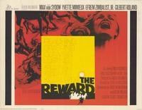 The Reward - 11 x 14 Movie Poster - Style A