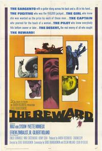 The Reward - 27 x 40 Movie Poster - Style A