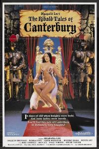 The Ribald Tales of Canterbury - 11 x 17 Movie Poster - Style A