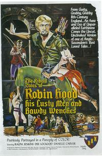 The Ribald Tales of Robin Hood - 11 x 17 Movie Poster - Style A