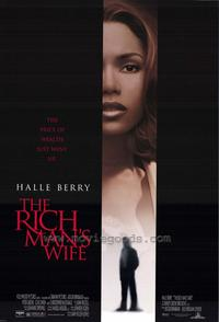 The Rich Man's Wife - 11 x 17 Movie Poster - Style A