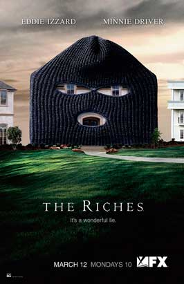 The Riches - 11 x 17 TV Poster - Style A