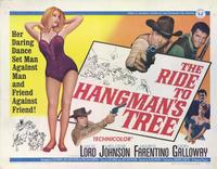 Ride to Hangmans Tree - 11 x 14 Movie Poster - Style A