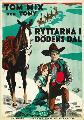 The Rider of Death Valley - 11 x 17 Movie Poster - Swedish Style A