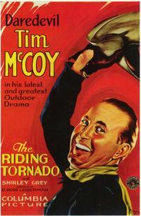 The Riding Tornado - 11 x 17 Movie Poster - Style A
