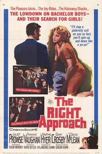 Right Approach - 11 x 17 Movie Poster - Style A