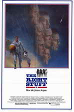 The Right Stuff - 11 x 17 Movie Poster - Style A