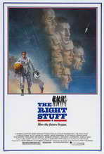 The Right Stuff - 27 x 40 Movie Poster - Style A