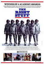 The Right Stuff - 27 x 40 Movie Poster - Style B