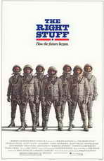 The Right Stuff - 11 x 17 Movie Poster - Style D