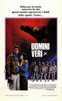 The Right Stuff - 11 x 17 Movie Poster - Italian Style A