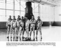 The Right Stuff - 8 x 10 B&W Photo #3