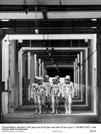 The Right Stuff - 8 x 10 B&W Photo #29