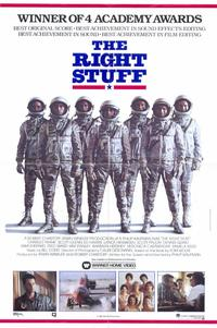 The Right Stuff - 11 x 17 Movie Poster - Style C