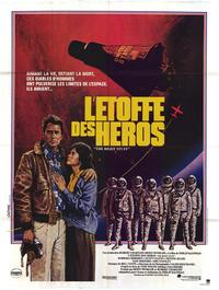 The Right Stuff - 47 x 62 Movie Poster - French Style A