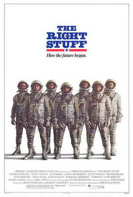 The Right Stuff - 27 x 40 Movie Poster - Style C