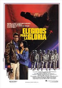 The Right Stuff - 11 x 17 Movie Poster - Spanish Style A