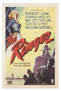 The Ringer - 11 x 17 Movie Poster - Style A