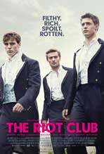 """The Riot Club"" Movie Poster"