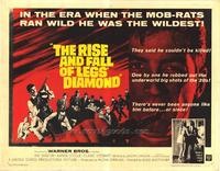 The Rise and Fall of Legs Diamond - 22 x 28 Movie Poster - Half Sheet Style A