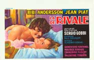 The Rival - 11 x 17 Movie Poster - Belgian Style A