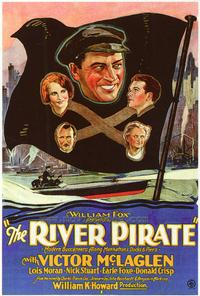 The River Pirate - 43 x 62 Movie Poster - Bus Shelter Style A