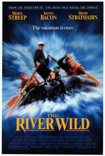 The River Wild - Movie Poster - Reproduction - 11 x 17 Style A