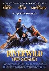 The River Wild - 11 x 17 Movie Poster - Spanish Style B