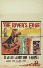 The River's Edge - 11 x 17 Movie Poster - Style B