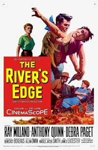 The River's Edge - 27 x 40 Movie Poster - Style A