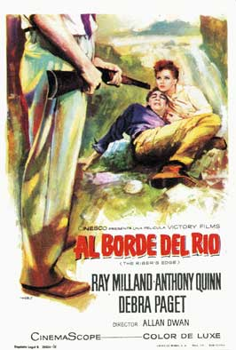 The River's Edge - 11 x 17 Movie Poster - Spanish Style A