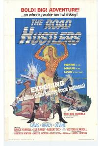 Road Hustlers - 11 x 17 Movie Poster - Style A