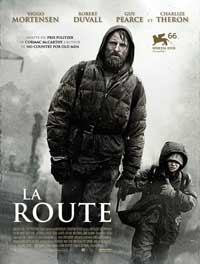 The Road - 11 x 17 Movie Poster - French Style A