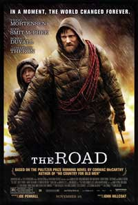 The Road - 43 x 62 Movie Poster - Bus Shelter Style A