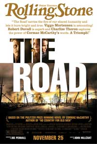 The Road - 43 x 62 Movie Poster - Bus Shelter Style B