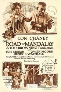 The Road to Mandalay - 11 x 17 Movie Poster - Style A