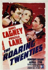 The Roaring Twenties - 11 x 17 Movie Poster - Style B