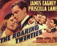 The Roaring Twenties - 11 x 17 Movie Poster - Style C