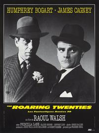 The Roaring Twenties - 11 x 17 Movie Poster - French Style A