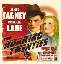 The Roaring Twenties - 30 x 30 Movie Poster - Style A