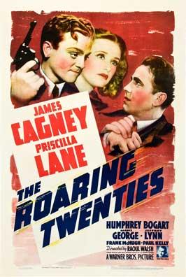 The Roaring Twenties - 27 x 40 Movie Poster - Style C