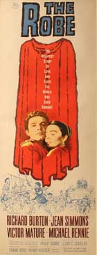The Robe - 14 x 36 Movie Poster - Insert Style A