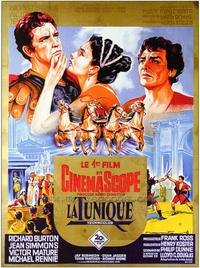 The Robe - 27 x 40 Movie Poster - French Style A