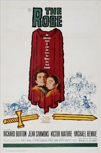 The Robe - 27 x 40 Movie Poster - Style B