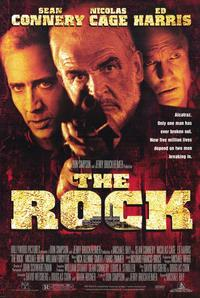 The Rock - 43 x 62 Movie Poster - Bus Shelter Style B