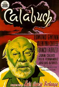 The Rocket from Calabuch - 11 x 17 Movie Poster - Spanish Style B