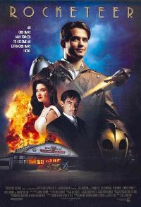 The Rocketeer - 27 x 40 Movie Poster - Style D