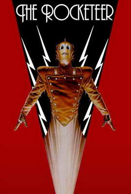 The Rocketeer - 27 x 40 Movie Poster - Style E