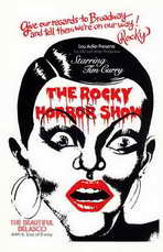 The Rocky Horror Picture Show (Broadway) - 11 x 17 Poster - Style A